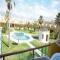 Gran vista y piscina, Tortuga I