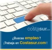 Foto Costasur.com , Oferta trabajo programador